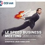 Prochain Speed Business Meeting jeunes #entreprises, le 02/06 à #Toulon. Réservez vite !! https://t.co/Ccpzys8jzJ https://t.co/vbSOajY9Rj