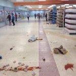 via @manhelmc: Reportan daños en instalaciones dl hyper lider de flor amarillo #Carabobo #25M https://t.co/iQgUsmVjnn #Valencia