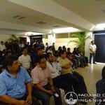 """Inicio de la Semana de Ingeniería 2016, Campus 5 """"Inauguración"""" @InfoUacam @UACam_Avanza @fdi_uac @Jagutier3 https://t.co/BfkDmoVVs8"""