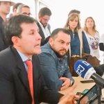 """""""Presidente ETB Jorge Castellanos incurriría en varios delitos en venta de ETB. Lo denunciaremos"""" @jrobertoacosta1 https://t.co/dxPkIASIbx"""