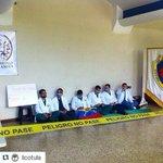 RT LuisFlorido: Maduro niega crisis humanitaria.REALIDAD: Médicos ULA llevan huelga de hambre por falta d insumos¡… https://t.co/Sh9B42ZkKY