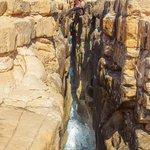 صور أُلتقطت صباح اليوم لِمكان مُكتشف حديثاً في درنة يُسمى بأنهار المسك البحري.  تصوير/ سند الأحلافي  #ليبيا #درنة https://t.co/rwmzk4gE1A
