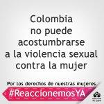 Mensaje de @DefensoriaCol en Día Nacional por la Dignidad de las Mujeres Víctimas de violencia sexual en la guerra https://t.co/Ps6Z4RAIxX