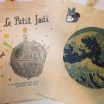 Disfruta del #orgullofriki con las totebag de Le Petit #Jedi y #Stitch en La Ola o #Totoro de #hamamini #granada https://t.co/J15JoFtJng