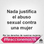 Hoy es el Día Nacional por la Dignidad de las Mujeres Víctimas de Violencia Sexual. Participe con #ReaccionemosYa https://t.co/9K0ReWfICs