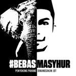 #BebasMasyhur - cukuplah salahguna Akta Komunikasi & Multimedia untuk jaga imej orang2 kenamaan. https://t.co/JmcX0cgJIU