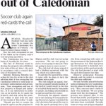 """City boots Arcadia out of Caledonian"" - Pretoria News, 17 May #SaveCaledonian https://t.co/Cfrm6N8MXw"