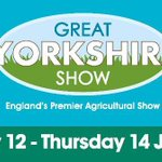 #YorkshireHour get a FREE car sticker for the Great #Yorkshire Show (12-14 July). Email details to sallyw@yas.co.uk https://t.co/mVQtb0MVIV