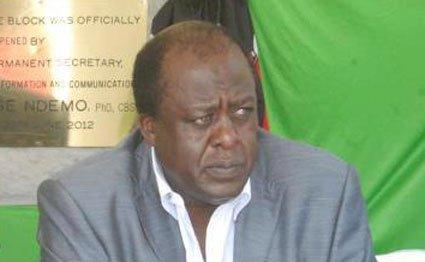 Former director of information dies in Kisumu - Daily