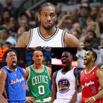 Kawhi Leonard is unanimous 1st Team All-Defense, joined by DeAndre Jordan, Avery Bradley, Draymond Green, and CP3. https://t.co/fQ8PPm79jQ