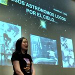 E agora Josefina Ling e as estrelas dobres en #pint16scq https://t.co/ymLDLDftCS
