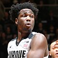 Caleb Swanigan makes official via Twitter, he's staying at #Purdue. https://t.co/o7w9M93Lwa