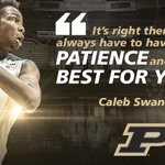 Biggie has withdrawn from the NBA Draft & will return to #Purdue.  🚂⬆️ https://t.co/7y6YPe6ZOZ