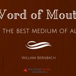 Word of Mouth is the Best Medium of All. #GetFoundOnline https://t.co/2Sz2GzifFu