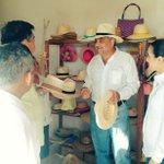 Encuentro con artesanos del aparador turístico de Becal #CrecerEnGrande https://t.co/rSeA3hVh8Z
