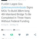 .@tundefashola can we use the @AkinwunmiAmbode template for the 2nd Onitsha Bridge? Even with support from @AsoRock https://t.co/Q9u0EUtkkT
