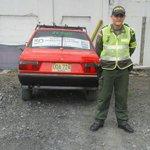Con @PoliciaMonteria hacemos control al transporte ilegal e informal que pone en riesgo la seguridad del ciudadano https://t.co/jOAe4CMq5K