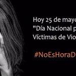 Rendimos homenaje a todas las mujeres que han sido víctimas de violencia de sexual. #NoEsHoraDeCallar https://t.co/2JwnBVYFCa