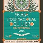 Grandes autores y los mejores títulos en la Feria Internacional del Libro Arteaga 2016. Visita #FILA2016 #Coahuila https://t.co/eDQXUM7SjK