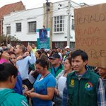 A esta hora se movilizan los recicladores contra la privatización de Peñalosa. Los acompañó, estoy con ellos. https://t.co/wamVdp2hoB
