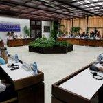 Mesa de La Habana, en sesión permanente para definir el fin del conflicto https://t.co/jECVpWJIOj https://t.co/cSzu66VMfY