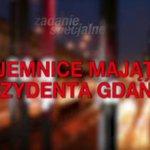 """Tajemnice majątku prezydenta Gdańska. """"Zadanie Specjalne"""" już dziś o 21.30 w @RepublikaTV https://t.co/aQjgZi7PbB https://t.co/9uFH7aonuY"""