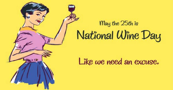 Happy #nationalwineday and #ww coincidence? I think not! @Dracaenawines @SavorCC @SchugWinery @JacuzziWines @NWwines https://t.co/mkhQi5FXkM