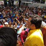 Aquí estamos frente al TSJ denunciando el golpe continuado vamos Muévete Venezuela @Pr1meroJusticia https://t.co/amRxPqkvzt