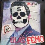 Aparecen pintas contra @BlasFloresD rector de la @UAdeC en los alrededores de Campo Redondo #Saltillo https://t.co/RaFav0Jcb2