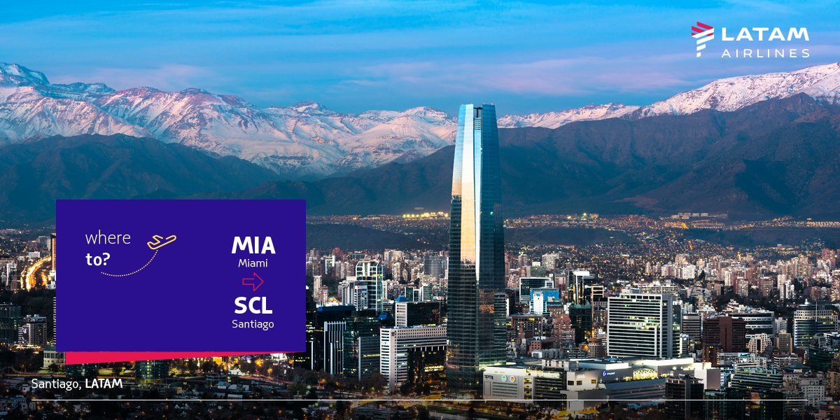 Experience the beauty & energy of one of South America's most exciting cities: Santiago