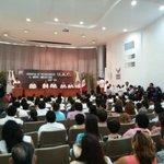 Gobernador @alitomorenoc preside en la UAC la entrega del reconocimiento al Mérito Universitario. https://t.co/5spWw4DIa9