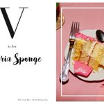 V is for Victoria Sponge 🍰 A-Z of Food Zine on #NoctisMag  https://t.co/3tiqv9mc5j 📷: @leoniblue at the @MadonnaInn https://t.co/nnGyj7SjWH