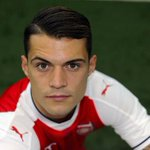 "Xhaka: ""Arsenal contacted me first almost a year ago. I was speechless when Arsène Wenger called me."" #afc https://t.co/uH8kYJ4Qb9"