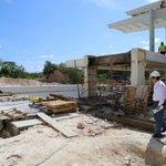 Recorrimos y supervisamos la construcción de la fosa de clavados del CEDAR, junto a @hurtadom_jc https://t.co/MVThIBapjS