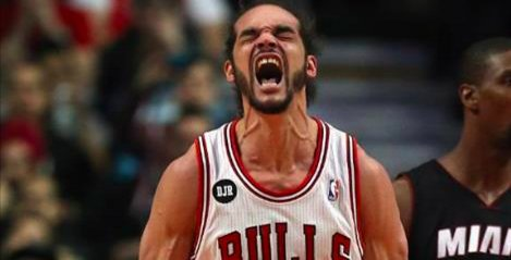 Just in ...  Joakim Noah telling #Bulls teammates he's gone  https://t.co/WivXt8nI5e https://t.co/7ixPCiHZ01