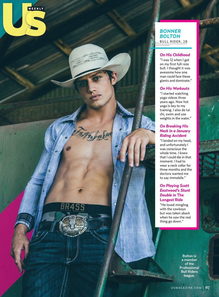 """Bonner bolton snags @usweekly's """"hot bod"""" spot. - scoopnest.com"""