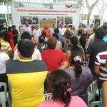 Desde la Plaza Bolívar, entregamos financiamiento a 37 proyectos para el desarrollo de la agricultura del estado. https://t.co/AMsrGt4hX8