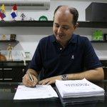 Alcalde sancionó el Plan de Desarrollo 2016-2019 Montería Adelante, luego de ser aprobado por el Concejo Municipal. https://t.co/iRtke3h6i1
