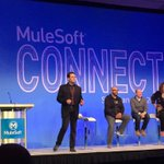 Cant wait to hear from CapitalOne, Uber and DocuSign on their API journey at @MuleSoft #CONNECT16 https://t.co/r4ADStu3PI