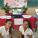 Nuestros alumnos realizan exposición de proyectos finales. @InfoUacam @UACamRector https://t.co/girqDrplzX