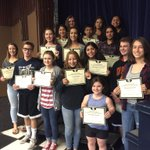 10th grade awards assembly celebrating excellence in our World Language department! https://t.co/jv7eEhKe1z