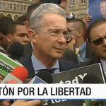 """Gobierno lo que ha permitido es que Colombia tenga una serie de Catatumbos"" @AlvaroUribeVel https://t.co/miYaEmNoqW https://t.co/vPq2pHbkQ2"