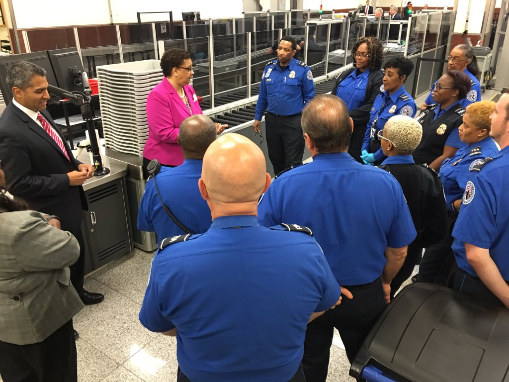 .@Delta adding staff & funding to ease summer security lines.  TSA Travel Delta Hub