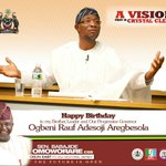 Again, I say a warm HAPPY BIRTHDAY to my Brother, Leader & Progressive Governor @RaufAregbesola #RaufAregbesolaAt59 https://t.co/NfTgenrZRe
