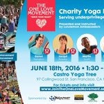 A special Interview with @YogiMisfit about the One Love Event at @YogaTree in #SF June 18! https://t.co/AOP9lLsalT https://t.co/Kgri7ozfey
