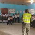 #NoMasBullying 📢 Campaña en la institución educativa El Recreo en #Tierralta 👦🏽👧🏼con nuestros niños y jóvenes. https://t.co/JrQ9EQlF9A