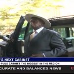Ugandas 70 plus cabinet the biggest in the region #NTVTonight | https://t.co/wYRqpCSeo4 https://t.co/mei5FaKVto