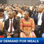 #10thParliament MPs have added free lunch to their list of demands that includes new cars and doubled pay #LiveAt9 https://t.co/gSXTETYuoy