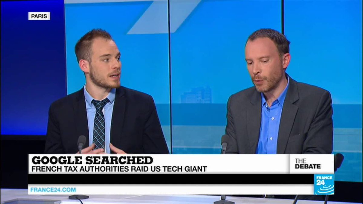 VIDEO -  France vs. Google & NSA - Like David fighting two Goliaths