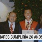 Padres de Luis Andrés Colmenares rindieron un homenaje a la memoria de su hijo. Hoy estaría cumpliendo 26 años. https://t.co/V9I42jR7bX
